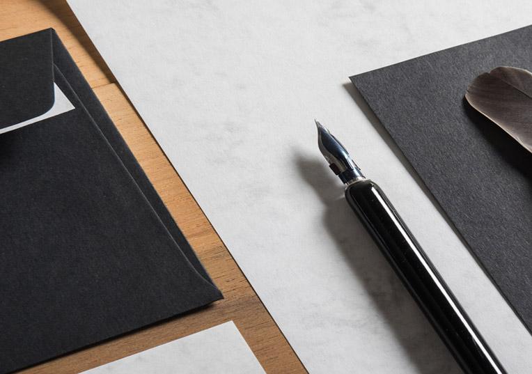 hochzeit-schwarz-weiss-karton