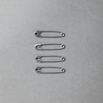 Sicherheitsnadeln aus Stahl 28mm