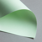 Clairefontaine Trophée 120 g pastell green - limited edition DIN A4 | Linden green