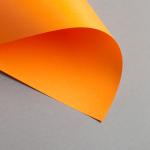Clairefontaine Trophée Intensiv DIN A4 | 160 g/m² | Orange