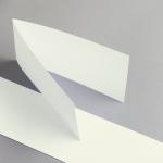 Karten Elfenbein DIN lang querdoppelt 160 g/m²
