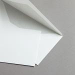 Enveloppes Edelpost DL | 25 pièces | bande adhésive