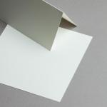 Edelpost Karten DIN lang hochdoppelt   25 Stück