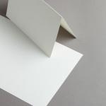 Cartes Edelpost DIN A5 double haut | 25 pièces