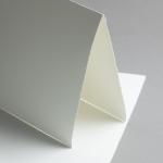 Echt Bütten Karten A4 hochdoppelt 25 Stück