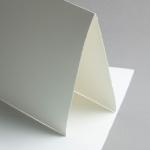 Echt Bütten Karten A4 hochdoppelt 100 Stück