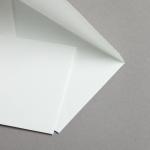 Echt Bütten Hüllen Altweiß 118 x 182 mm | 25 Stück | ohne Futter