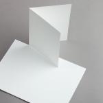Alt Holländisch Bütten Doppelkarten 116 x 171 mm