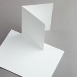Alt Holländisch Bütten Doppelkarten 232 x 171 mm