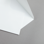Enveloppes vergées anciennes à la pile hollandaise sans WZ 146 x 200 mm