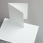 Alt Holländisch Bütten Doppelkarten 276 x 191 mm
