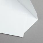 Enveloppes vergées anciennes à la pile hollandaise sans WZ 90 x 140 mm
