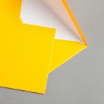 Enveloppes de couleur DIN C6 avec doublure