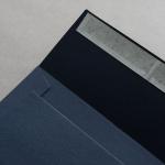 Colorplan Buste DIN C5 Blu scuro
