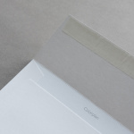 Colorplan Buste DIN C5 Bianco