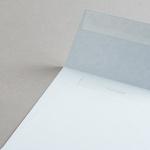 Colorplan Hüllen 155x155 mm Eisblau