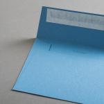 Colorplan Buste DIN C6 Blu acciaio