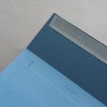 Colorplan Hüllen DIN C5 Stahlblau