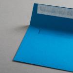 Colorplan Buste DIN C6 Blu mare