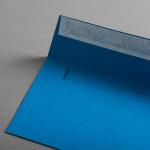 Colorplan Hüllen DIN lang Meerblau