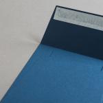 Colorplan Buste DIN 155x155 mm Blu cobalto