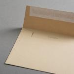 Colorplan envelopes DIN B6 straight flap Walnut