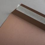 Colorplan Enveloppes DIN C4 cuir marron
