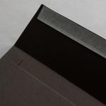 Colorplan Enveloppes DIN C5 brun chocolat