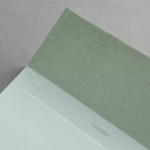 Colorplan Buste DIN C5 Verde tiglio