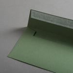 Colorplan Hüllen DIN lang Olivgrün