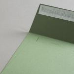 Colorplan envelopes 155x155 mm Olive green