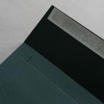 Colorplan Enveloppes DIN C5 vert foncé