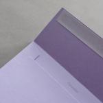 Colorplan Hüllen DIN C5 Lavendel