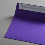 Colorplan Hüllen DIN C6 Violett
