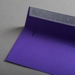 Colorplan Enveloppes DIN long Violet