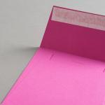 Colorplan Hüllen 155x155 mm Pink