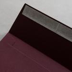 Colorplan Enveloppes DIN C5 Rouge vin