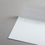 Colorplan Enveloppes DIN C6 Gris clair