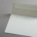 Colorplan Enveloppes DIN C6 Gris pebble
