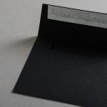 Colorplan Enveloppes DIN C6 Noir