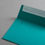 Colorplan Hüllen DIN C6 Türkisgrün