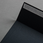 Colorplan Hüllen 155x155 mm Schiefergrau