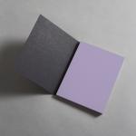 Colornotes Notizblock Lavendel