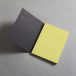 Colornotes Notizblock Hellgelb