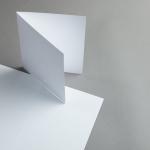Cartes Sirio Pearl A5 double haut