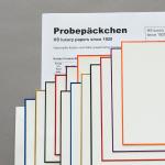 Probepäckchen HS Luxury Papers