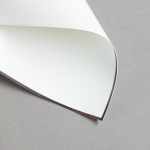 HS Luxury Papers - Karten A6 einfach braun gerändert | 25 Stück