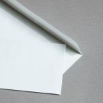 Munken Hüllen C6/5 Polar weiß  ohne Fenster 100g/m²