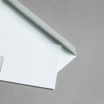 Munken Buste DIN C5/C6 Polar Bianco | con finestra