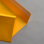 Hot Colors Hüllen Gelborange | ohne Fenster